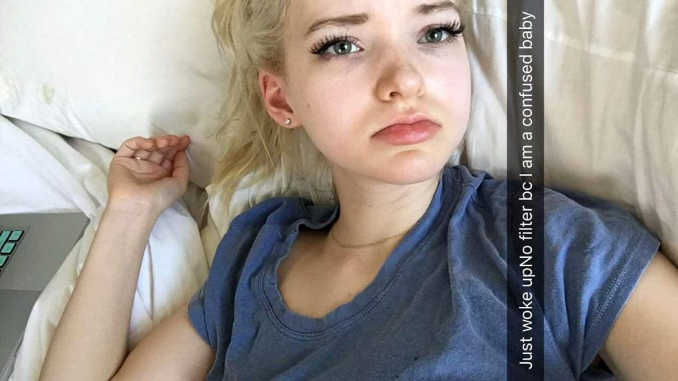 Dove Cameron Nude LEAKED Snapchat Pics & Sex Tape 108