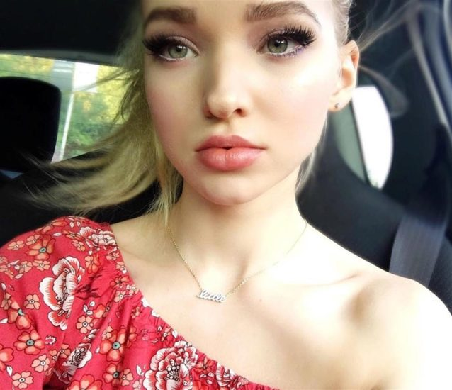 Dove Cameron Nude LEAKED Snapchat Pics & Sex Tape 102
