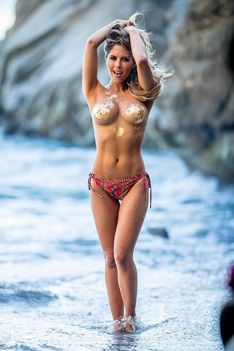 palmer naked Brittney