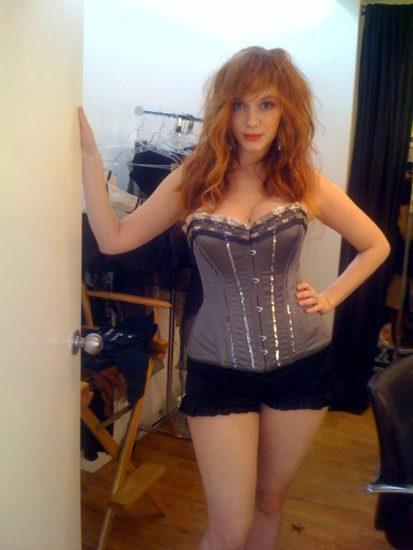 Christina Hendricks Nude LEAKED Pics & Sex Scenes 8