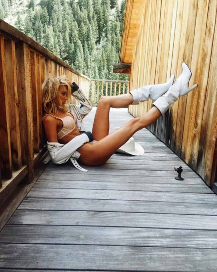 Elsa Hosk Nude & Topless Pics And LEAKED Porn Video 64