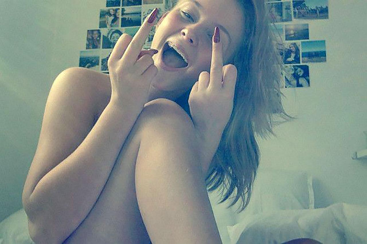 Zara larsson nude pics