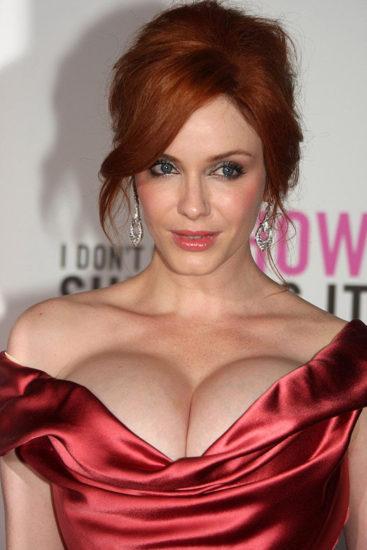 Christina Hendricks Nude LEAKED Pics & Sex Scenes 26