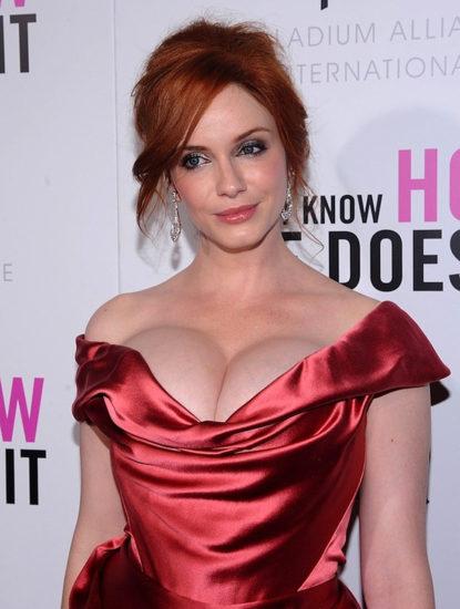 Christina Hendricks Nude LEAKED Pics & Sex Scenes 28