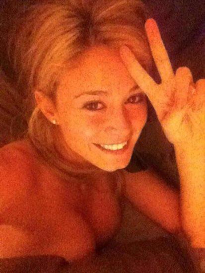 Diletta Leotta nude breasts