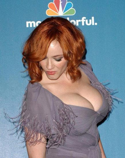Christina Hendricks Nude LEAKED Pics & Sex Scenes 32