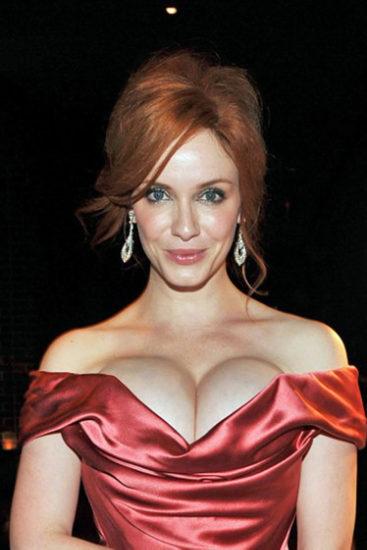 Christina Hendricks Nude LEAKED Pics & Sex Scenes 25