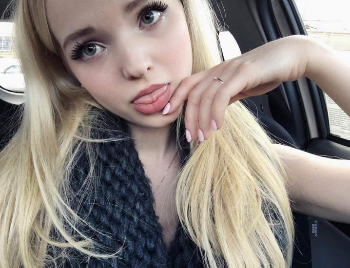 Dove Cameron Nude LEAKED Snapchat Pics & Sex Tape 121