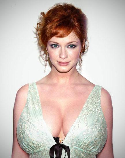 Christina Hendricks Nude LEAKED Pics & Sex Scenes 33