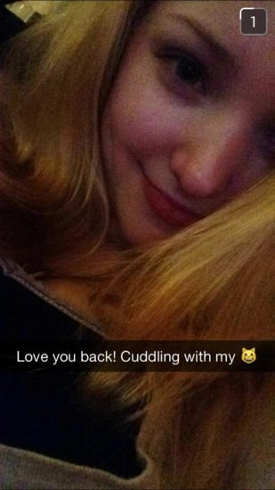 Dove Cameron Nude LEAKED Snapchat Pics & Sex Tape 95