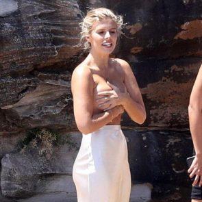 15-Natasha-Oakley-Sexy-Topless-Bikini