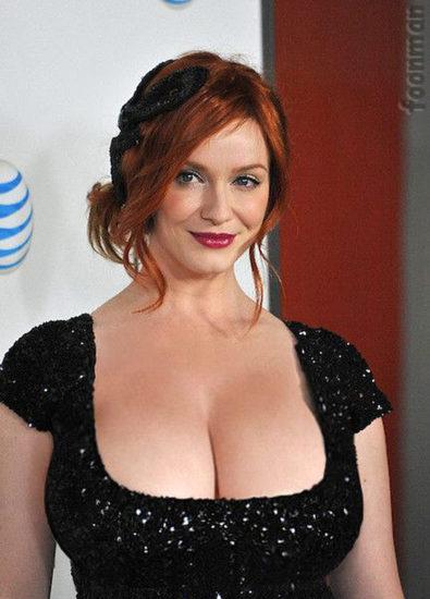 Christina Hendricks Nude LEAKED Pics & Sex Scenes 29
