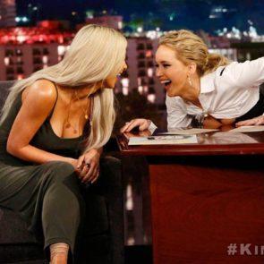 16-Jennifer-Lawrence-Kim-Kardashian-Kimmel-Live-Sexy