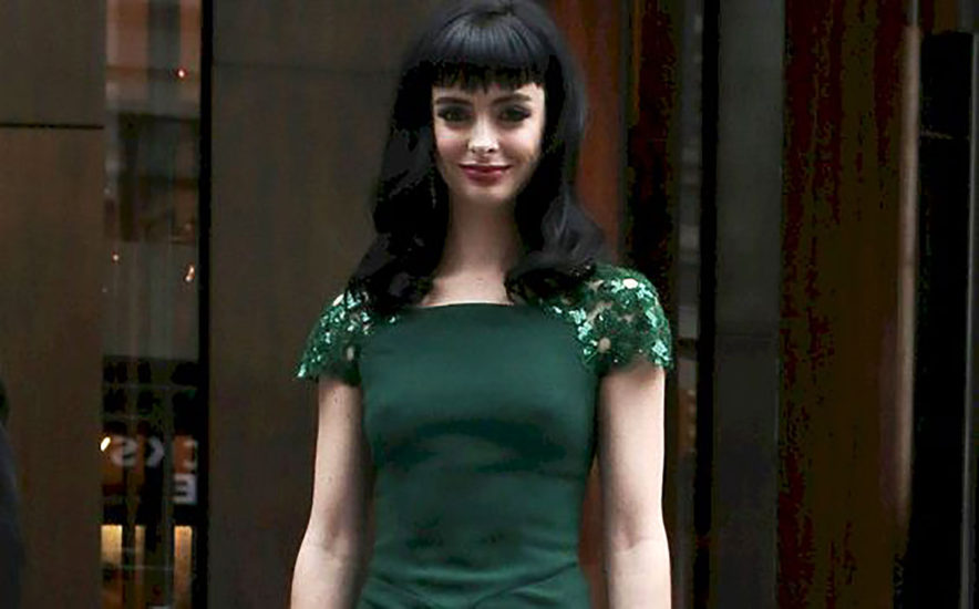 Krysten Ritter Nude LEAKED Pics & Porn And Sex Scenes Compilation 4