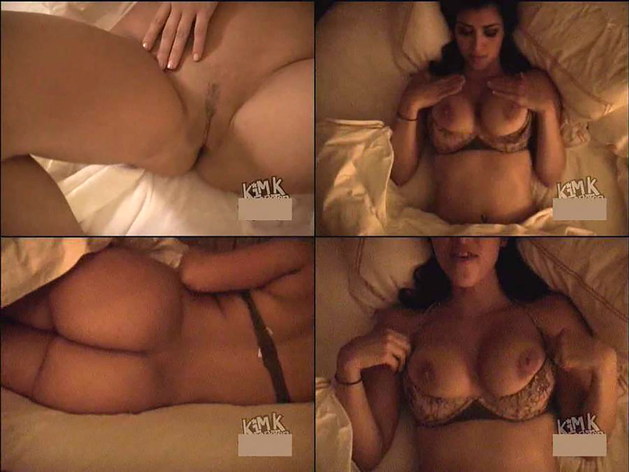 Kim kardashian sex video