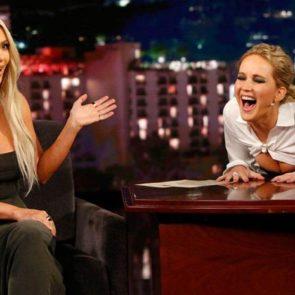18-Jennifer-Lawrence-Kim-Kardashian-Kimmel-Live-Sexy