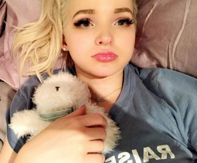 Dove Cameron Nude LEAKED Snapchat Pics & Sex Tape 111