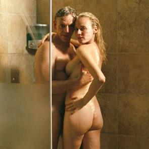 Diane Kruger Nude Boobs And Nipples In Sky Movie