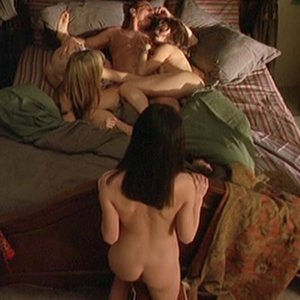 Scandal movie orgy scene apologise