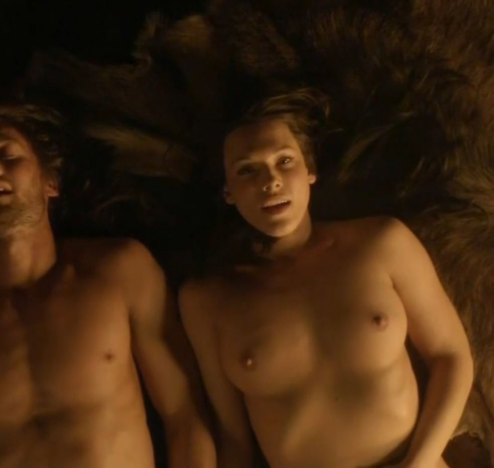 Erin Cummings Hard Sex Scene In Spartacus Series - Free Video-8282