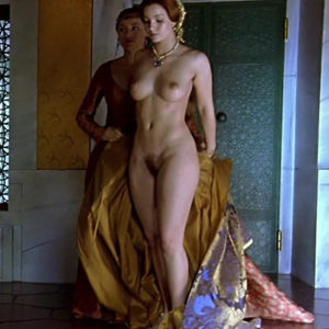 Melanie Doutey Nude Boobs And Bush In El Lobo Movie Free Video