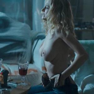 Heather Graham And Jaime Winstone Nude Lesbo Sex Scene In Boogie Woogie Movie