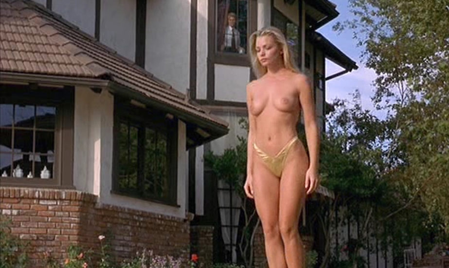 Jaime Pressly Nude Boobs In Poison Ivy Movie