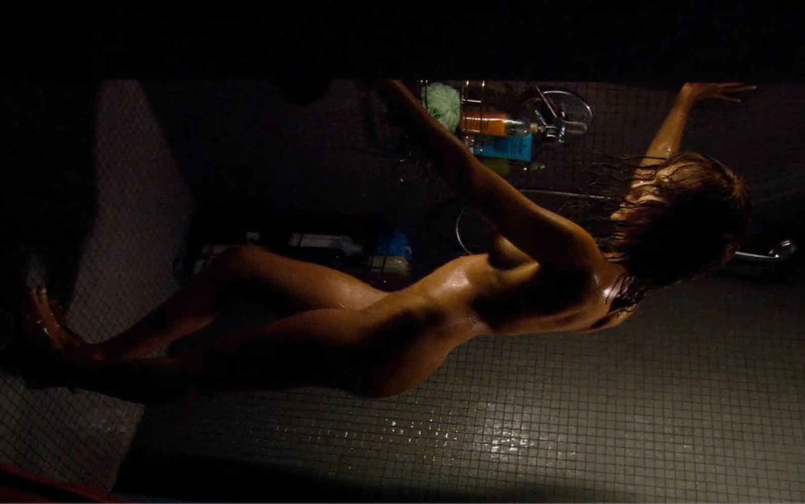 Jessica Alba Naked In Machete