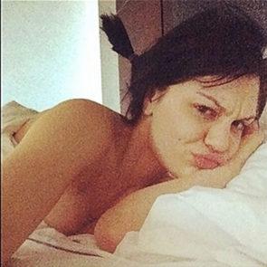 Jessie-J-Topless-Nude