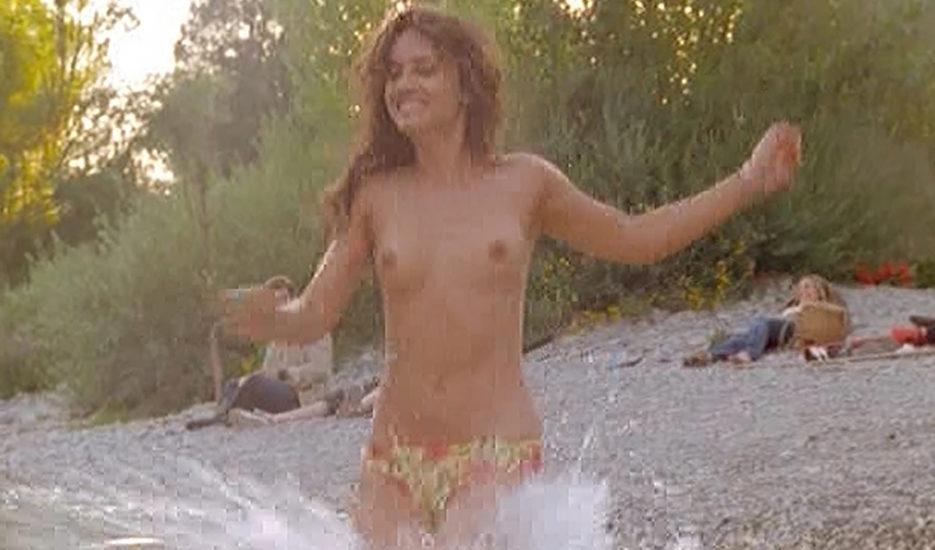 Nude naked varela leonor