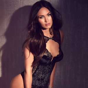 Megan Fox Body Hot As Hell — Promotes Sexy Lingerie 'Frederick's Of Hollywood'
