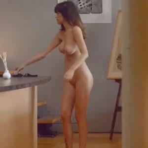 Paz de la Huerta Nude Tits And Shaved Pussy In Nurse 3D Movie