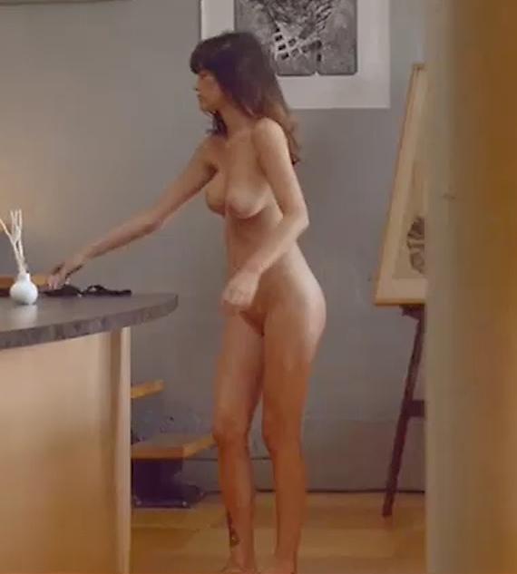 La de nude naked paz huerta