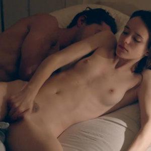 Stacy Martin Masturbates In Nymphomaniac Movie