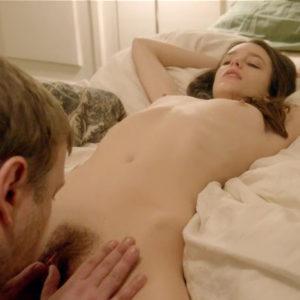 Stacy Martin Oral Sex In Nymphomaniac Movie