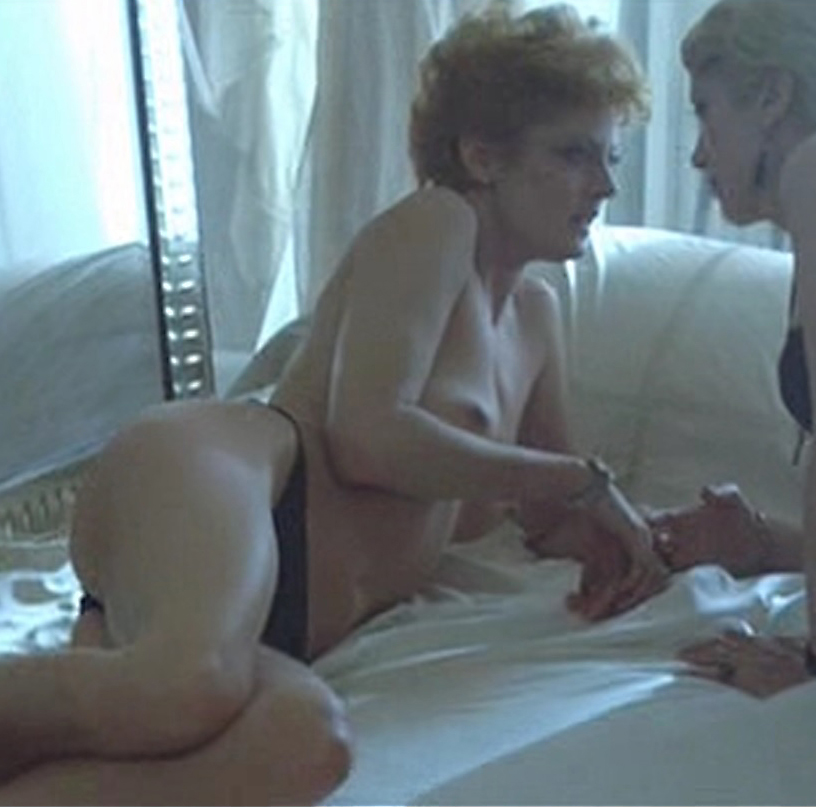 susan sarandon naked
