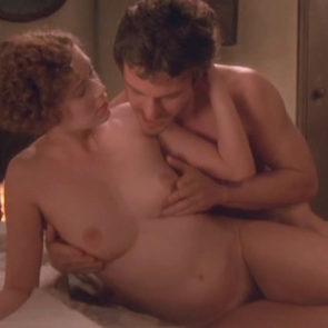 Sylvia Kristel Nude Sex Scene In Lady Chatterleys Lover Movie