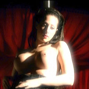 Lauren Adams Striptease In Night Junkies Movie