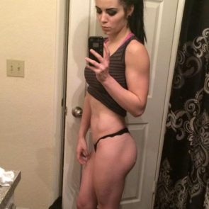 Paige WWE Nude Photos and Leaked Porn Video 11
