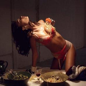 22-Emily-Ratajkowski-Sexy-Lingerie-Love-Advent-2017