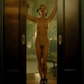 Christina Ricci Nude Boobs And Bush In Z The Beginning Of Everything Series