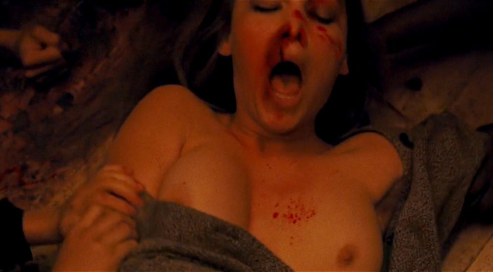 Jennifer Lawrence Nude Boobs In Mother Movie