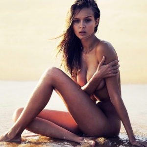 Josephine Skriver Nude And Topless Victoria's Secret Angel With Perfect Ass !