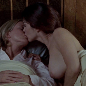 Laura Harring And Naomi Watts Nude Boobs In Mulholland Dr Movie