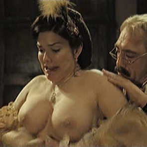 Laura Harring Nude Sex Scene In Love In The Time Of Cholera Movie