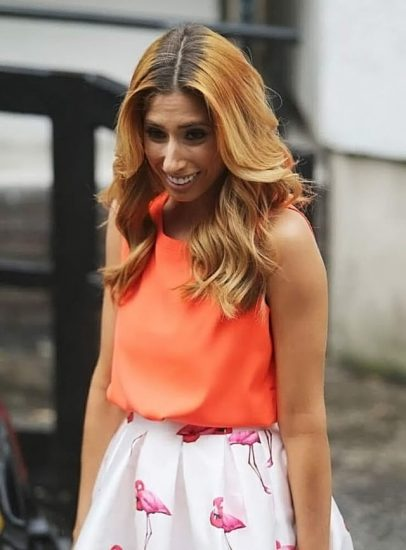 Stacey Solomon Nude LEAKED Pics & Topless Porn Video 36