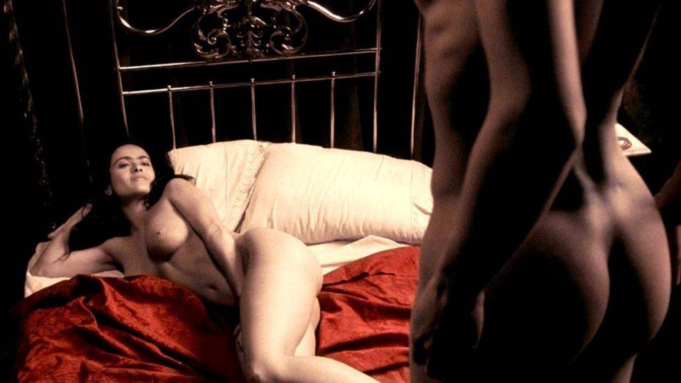 Salma Hayek Nude LEAKED Sex Tape Porn & Sex Scenes 2