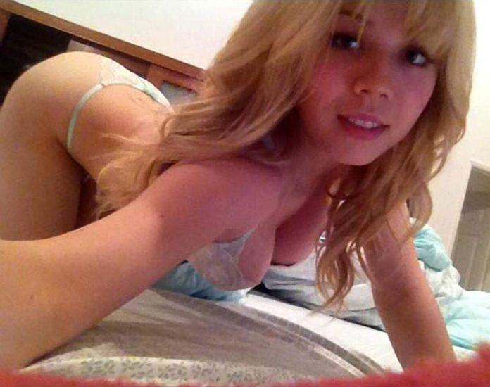 Jennette McCurdy lingerie