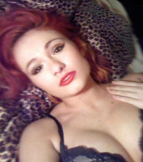 Scarlett Bordeaux Nude Photos and Leaked Porn Video 16