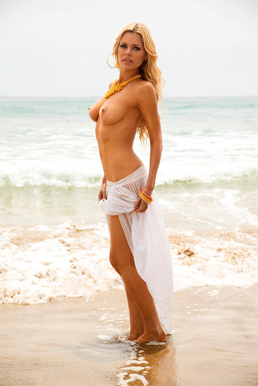 Topless sophie monk
